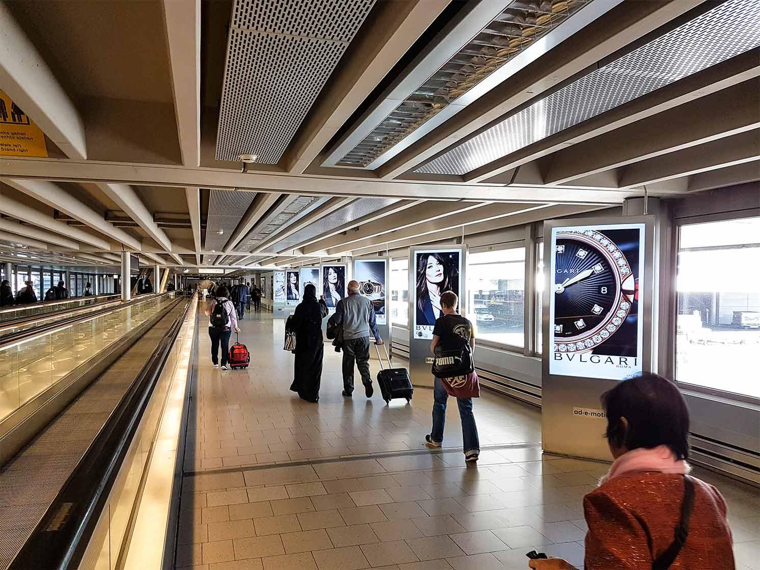 bulgari airport